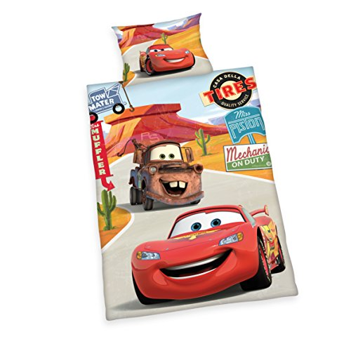 Herding DISNEY CARS Toddler Bedd...