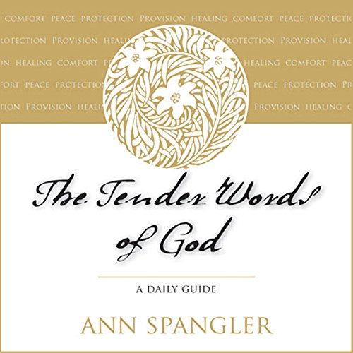 The Tender Words of God audiobook cover art