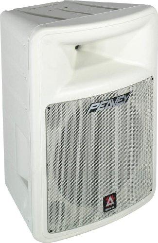"Peavey IMPULSE1015WHITE Impulse 1015 8 Ω 15"" Weather Resistant 2-Way Loudspeaker, Single, White"