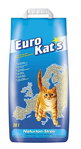 Euro Kat's Litière pour chats 20kg