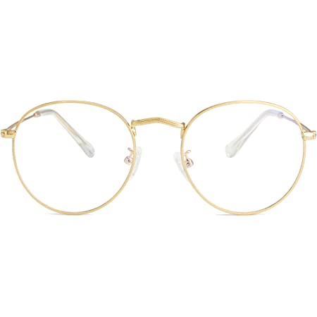SOJOS Gafas de Filtro de Luz Azul para Mujer para Computador Montura Vintage sin prescripci/ón SJ5051