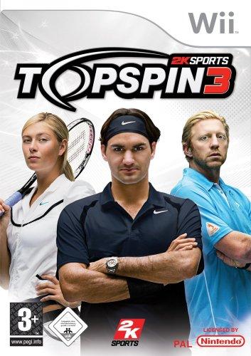 Top Spin 3 [Importación alemana]