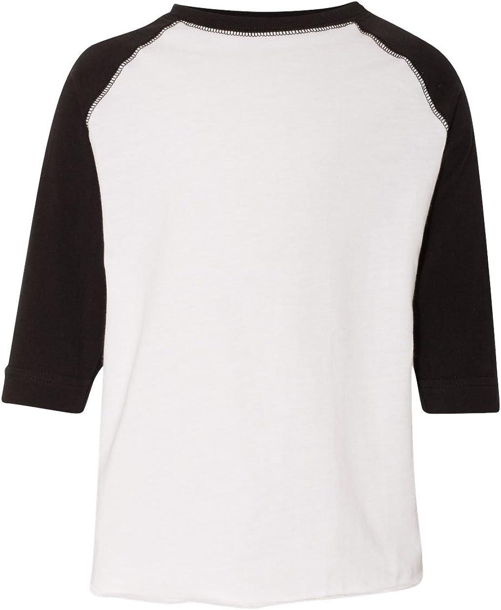 High material Clementine Kids' Toddler Baseball Fine Softline Jersey Surprise price T-Shirt