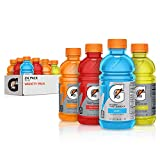 Don't count the days. Make the days count. Grab your home workout equipment then refuel and replenish during your at-home workout with the carbs and electrolytes from Gatorade Thirst Quencher. When you sweat, you lose more than water. Gatorade Thirst...