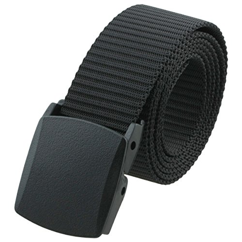 squaregarden Men's Nylon Webbing Mlitary Style Tactical Duty...