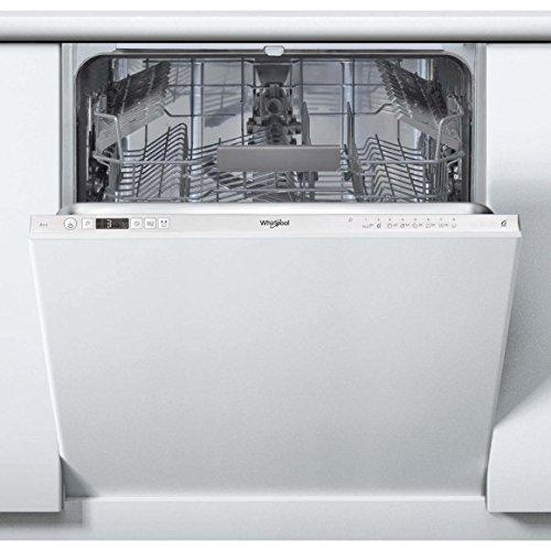 Lave vaisselle encastrable Whirlpool WKIC3C26 - Lave vaisselle tout integrable 60 cm - Classe A++ / 46 decibels - 14 couverts