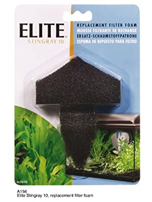 Elite Stingray 10 Filter replacement Filter Pad from HAGBB