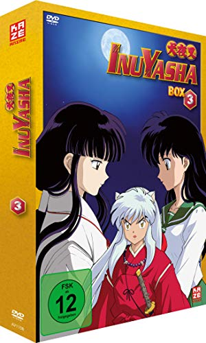 InuYasha - TV Serie - Vol.3 - [DVD] Relaunch