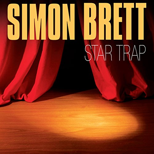 Star Trap audiobook cover art