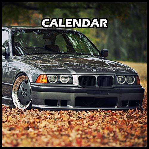 Bmw E36 Calendar 2022 Planner Journal