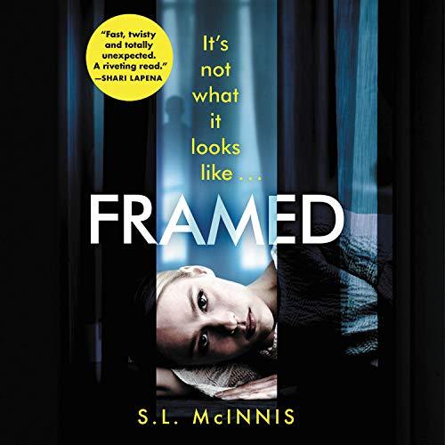 Framed Audiobook By S. L. McInnis cover art