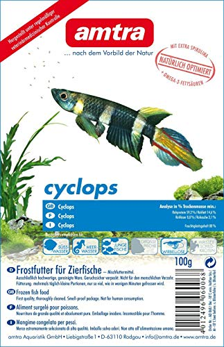Amtra Cyclops Blister 10x100g (1kg)