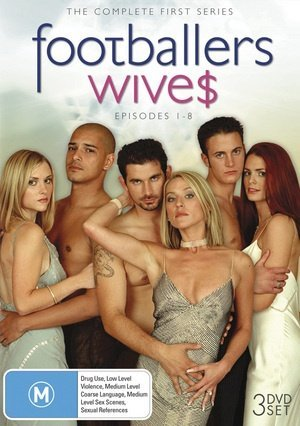 Footballers Wive$ (Complete Season 1) - 3-DVD Set ( Footballers' Wives ) ( Footballers' Wive$ - Complete Season One ) [ NON-USA FORMAT, PAL, Reg.0 Import - Australia ] by Gillian Taylforth