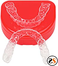 Custom Essix Plus Super Clear Dental Retainers Upper and Lower
