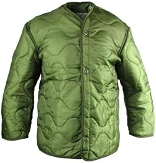 Field Jacket Liner, M-65 Genuine Military Issue