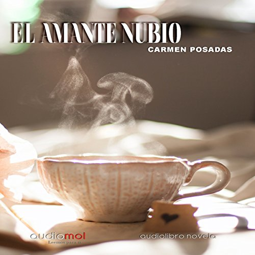 El amante nubio [The Nubian Lover] audiobook cover art