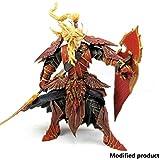 NoNo World of Warcraft Serie 3 Blutelfen-Paladin-Figur - Unbegrenzte Anzahl von World of Warcraft-Figuren - Hoch 7 8 Zoll