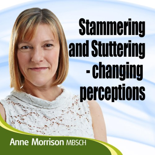Stammering and Stuttering audiobook cover art