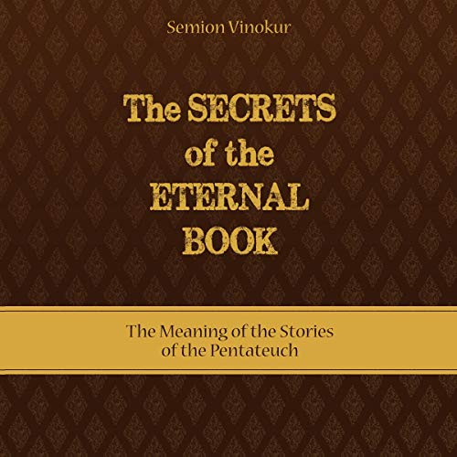 The Secrets of the Eternal Book audiobook cover art