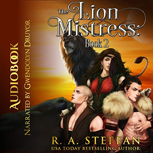 The Lion Mistress: Book 2 (The Horse Mistress 6) cover art