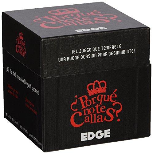 Comprar Edge Entertainment - Juego ¿por qué no te Callas? (EDGLA04)