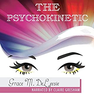 The Psychokinetic cover art