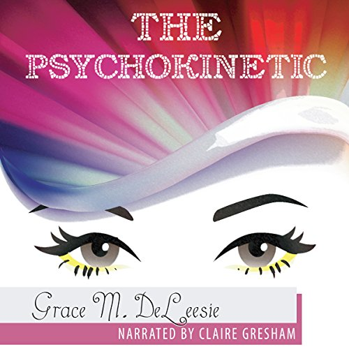 The Psychokinetic audiobook cover art