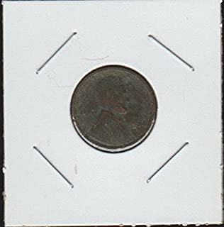 1924 S Lincoln Wheat (1909-1958) Penny About Good