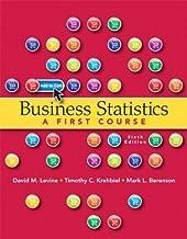 Business Statistics: A First Course