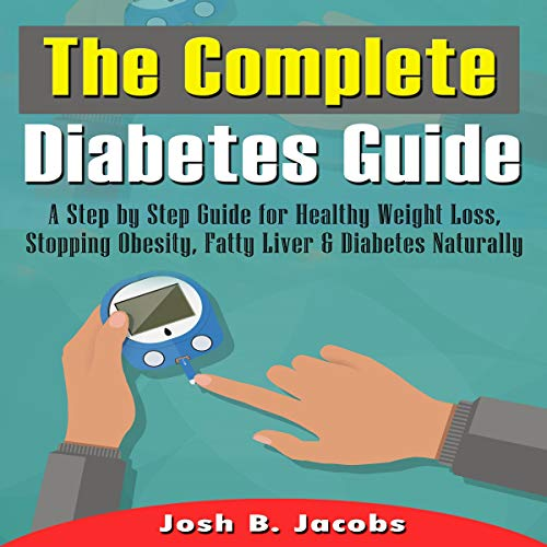 The Complete Diabetes Guide Titelbild