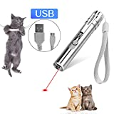 Best Laser Pointer For Cats - HapFun Interactive Cat Toys,3 in 1 Pets Chaser Review