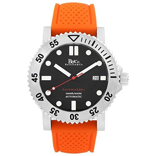 Bateren and Co BAC003 Reloj de Hombres