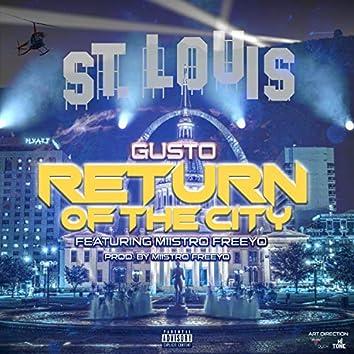 Return of the City (feat. Miistro Freeyo)