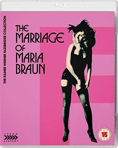 Il matrimonio di Maria Braun / The Marriage of Maria Braun ( Die Ehe der Maria Braun ) [ Origine UK, Nessuna Lingua Italiana ] (Blu-Ray)