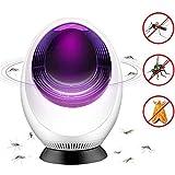 Lámpara Antimosquitos Trampas para Insectos Mata Mosquitos Electrónico para Interior Más Segura Sin Radiación Sin Químicos USB electrónico Repelente de Mosquitos Killer,A