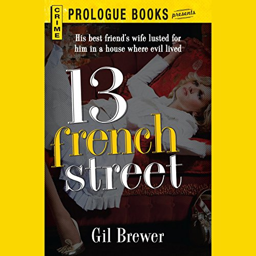 13 French Street audiobook cover art