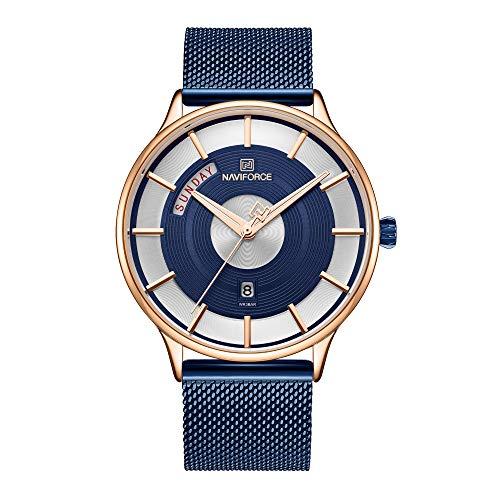 Reloj - NAVIFORCE - Para Hombre. - NF3007