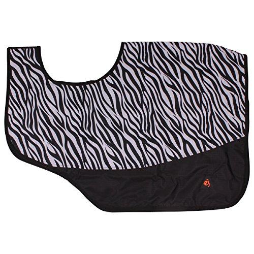 Epplejeck Ausreitdecke Zebra- Zebra-195 cm