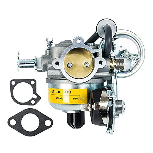 WZTEPENG Carburetor with Gaskets Replacement for Onan 146-0663 BGE spec K-P. BGD & BGDL Begin Spec F 146-0577 146-0630