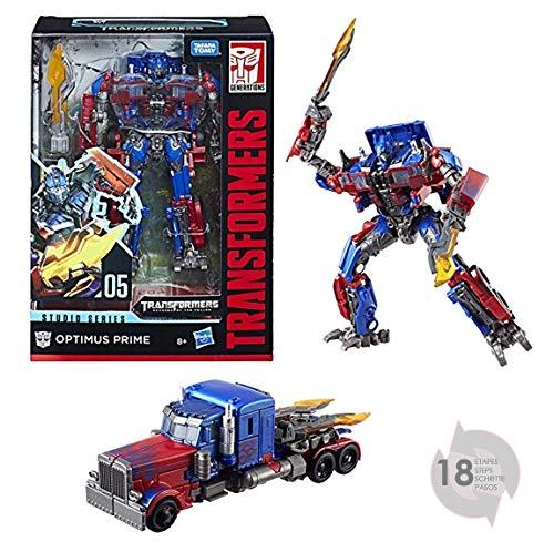 Hasbro Transformers – Figur Mv6 Studio Series Voyager Radar, E0738