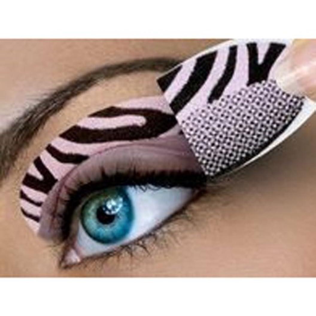 重くする豊富リーンハリウッドメイク インスタントアイシャドー カラーオン Pink Zebra [CC046]