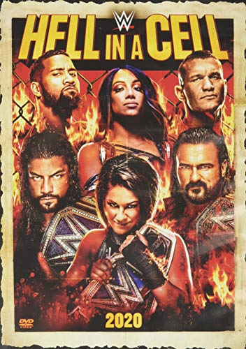 WWE: Hell in a Cell 2020 (DVD)