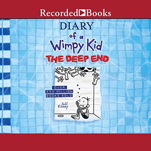 Amazon Com Diary Of A Wimpy Kid The Deep End Diary Of A Wimpy Kid Book 15 Audible Audio Edition Jeff Kinney Ramon De Ocampo Recorded Books Audible Audiobooks
