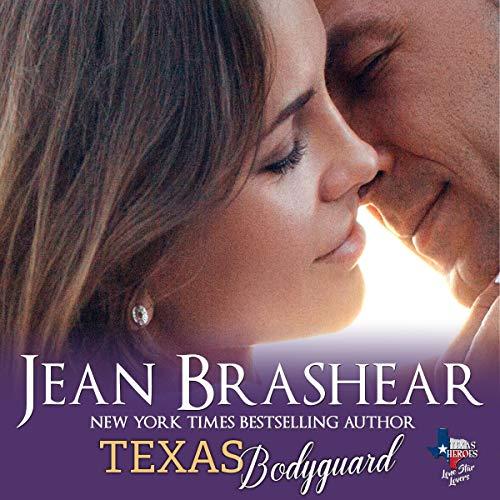 Texas Bodyguard Audiobook By Jean Brashear cover art