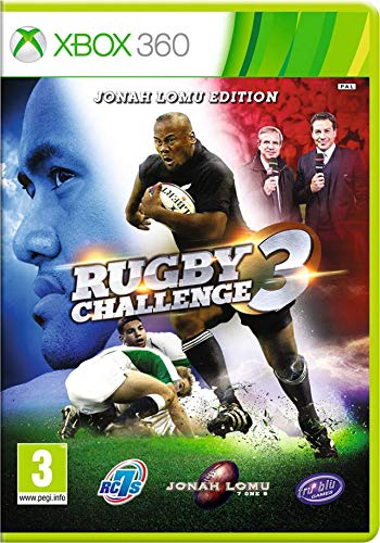 Rugby Challenge 3 Jonah Lomu Edition [Xbox 360]