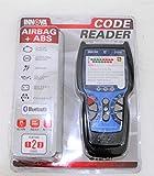 Innova 3150f Pro OBD2 Scanner / Car Code Reader with ABS, SRS, Battery
