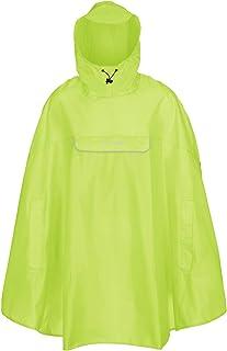 VAUDE Unisex Valdipino poncho płaszcz przeciwdeszczowy