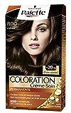 Schwarzkopf - Palette - Coloration Permanente Cheveux - Chatain 800
