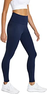 Rockwear Activewear Women's Fl Curve Seam Detail Tight from Size 4-18 for Full Length Bottoms Leggings + Yoga Pants+ Yoga ...