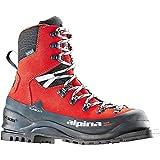 Alpina Sports Alaska 75 Leather 3 Pin 75 mm Backcountry Cross Country Nordic Ski...